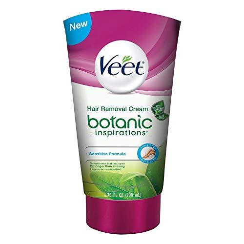 Fast Acting Gel Cream Hair Remover Veet Hair Remover Women...