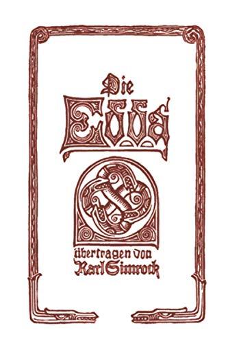 Die Edda: Übertragen von Karl Simrock