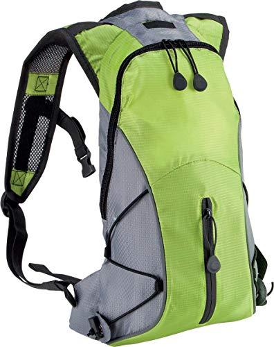 Ultraleichter Hydra Sport Rucksack in Kontrastfarben, Farbe:Burnt Lime/Slate...