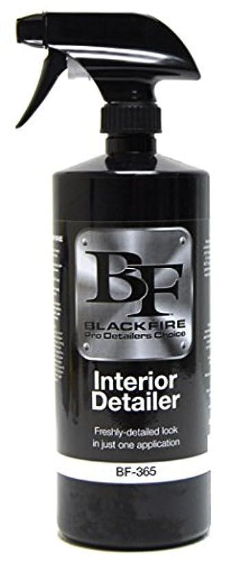 Blackfire Pro Detailers Choice BF-365 Interior Detailer, 32 oz.