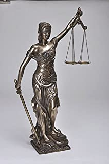 justice scale lady