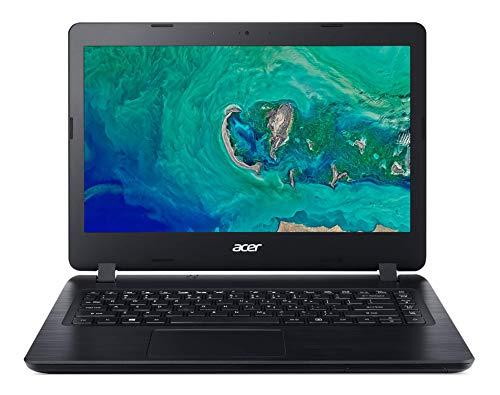Acer Aspire 3 A314-41-63HQ Ordinateur portable 14'HD Noir (AMD Dual-Core A6, 4 Go de RAM, Disque Dur 1To + SSD 128Go, AMD Radeon R4, Windows 10)