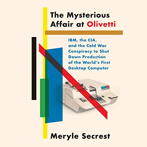 The Mysterious Affair at Olivetti cover art
