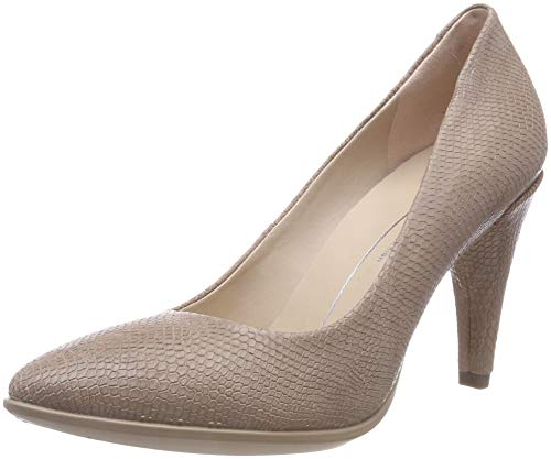 ECCO Damen Shape 75 Modern Pump Pumps, Pink (Dune 2212), 38 EU