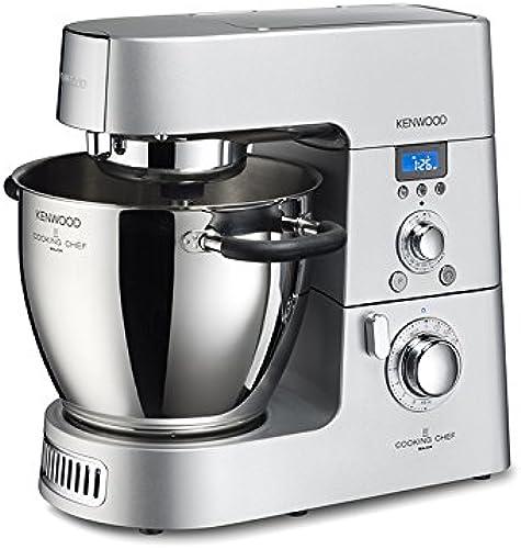 Impastatrice planetaria, con frullatore e food processor, 1500 w kenwood km096 cooking chef KM 096