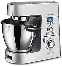 Kenwood KM096 Cooking Chef KM096-Robot de Cocina por inducción, 1500 W, Acero Inoxidable, 3 Velocidades, Plata