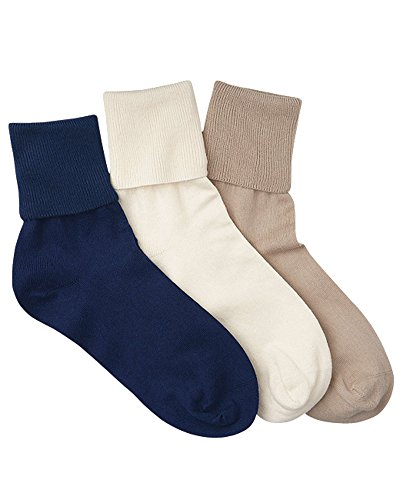 Buster Brown 100% Cotton Socks, Assorted 2, 10, 6-pk