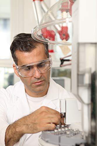 Dräger Schutzbrille X-pect 8110   Überbrille auch für Brillenträger   Für Baustelle, Labor, Werkstatt und Fahrrad-Fahren   Leicht, klar und mit indirekter Belüftung   1 St. - 8
