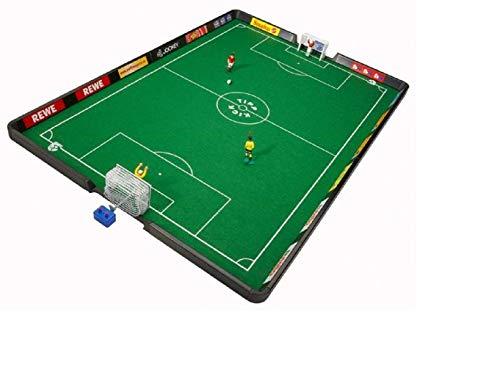 Bavaria Home Style Collection TIPP-Kick Tischfußballspiel Fussball Spiel Tisch Kicker Fussballfeld XL- für jeden Fussball-Fan + Schiri