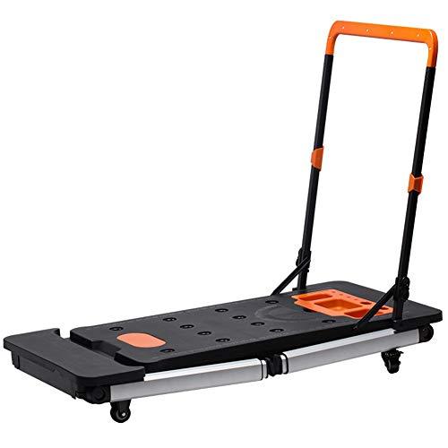 CCTYCC 7in1 Multifunktions-Klappwerkbank, tragbare Hardware-Werkzeuge Gepäckwagen, Haushalts-DIY-Arbeitsplatz...