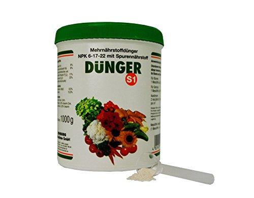 Mehrnährstoffdünger NPK 6-17-22