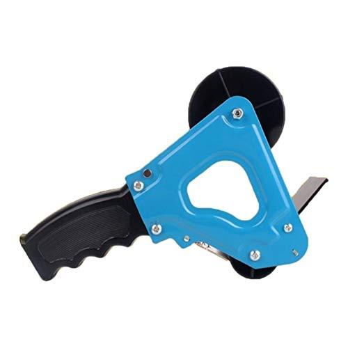 Dispensador de cinta de embalaje Cinta de cinta de cinta de 6 cm de ancho dispensador de pistola de pistola de embalaje máquina de envoltura de envasado portátil portátil Para cortadores de cinta port