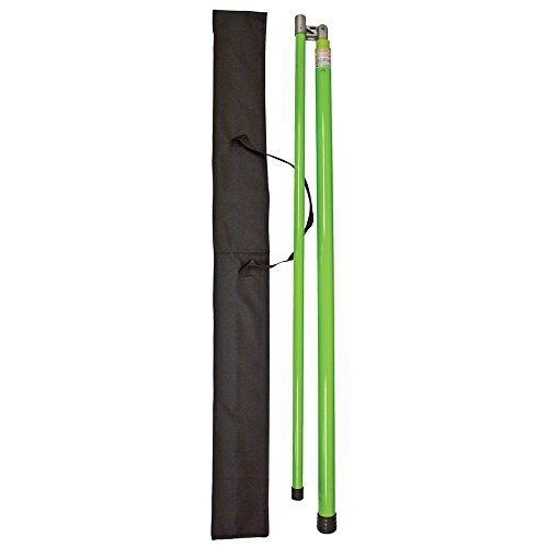 BA Products BA-MS15 15' Load Height Measuring Stick with Standard & Metric Measurements for Trucks, Trailers, Vehicles