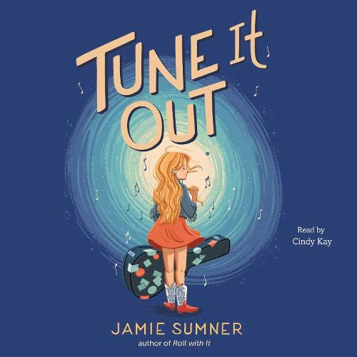Tune It Out Audiobook By Jamie Sumner cover art