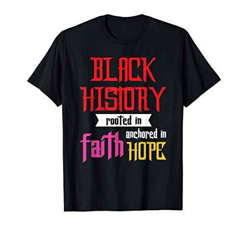 Negros Religión Cristiana Cristo Cristianismo Iglesia Camiseta