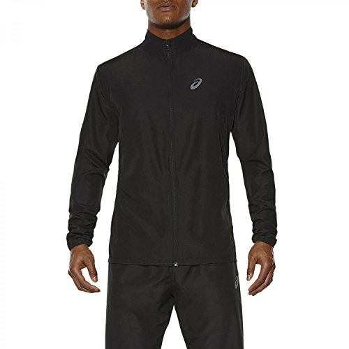 ASICS Jacke Running, Performance Black, S, 134091-0904