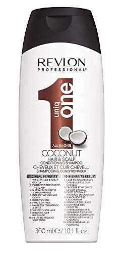 REVLON PROFESSIONAL UniqOne Conditioning Shampoo Coconut
