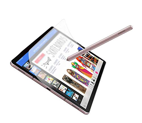 Oaky Paper Like Screen Protector for Samsung Galaxy Tab S6 Lite 10.4 Inch 2020 SM-P610/P615 Anti Glare Matte Screen Protector with Easy Installation Kit - Matte Clear