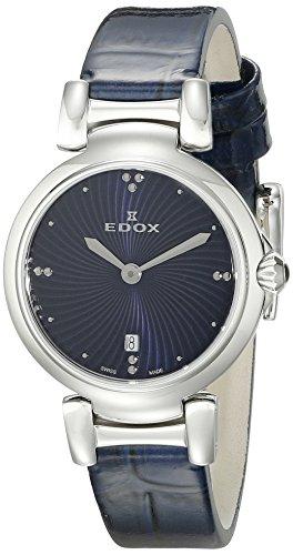 Edox Women's 57002 3C BUIN...