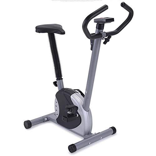Ergometer Heimtrainer und Sports Hometrainer, Magnetwiderstand Fitnessfahrrad Trainingsgerät, gelenkschonendes Cardio-Training, Max.120kg