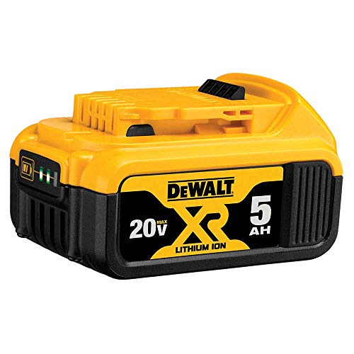 DEWALT 20V MAX XR Impact Wrench, Cordless Kit, 1/2-Inch Mid-Range and 3/8-Inch Compact, 2-Tool (DCK205P1)
