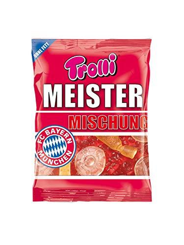 FC Bayern München Meistermischung Fruchtgummi 300g mia san mia