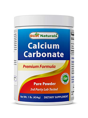 Top 10 best selling list for calcium carbonate supplements for dogs