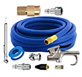 Campbell Hausfeld 10 Piece Air Hose Infaltion Accessory Kit (AA961000)