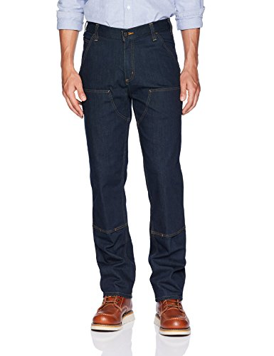 Carhartt Men's 103329 Rugged Flex Double Knee Relaxed Fit Jean - 46W x 30L - Erie