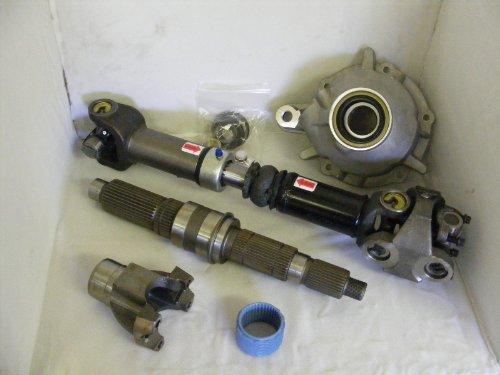 231 J Heavy Duty Slip Yoke Eliminator / SYE Kit 52231 18676.60 & Driveshaft Combo