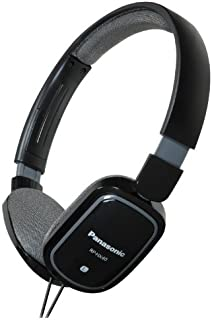 Panasonic RPHXC40K Headphones Monitor Black