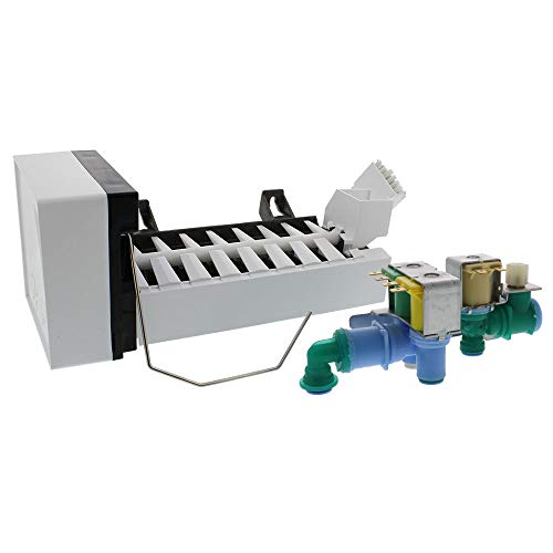PRYSM Ice Maker and Water Valve Kit for Part #: 241798224KIT