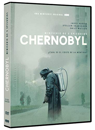 Chernobyl (Miniserie) [DVD]