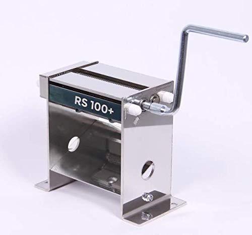 Maquina para cortar picar tabaco manual RS-100 con rodamiento de bolas Máquina cortadora picadora de tabaco Corte de 0,8 mm