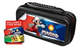 Controller Gear Protective Portable Hard Travel Carry Case Compatible - F. Mario/Bowser - Nintendo Switch