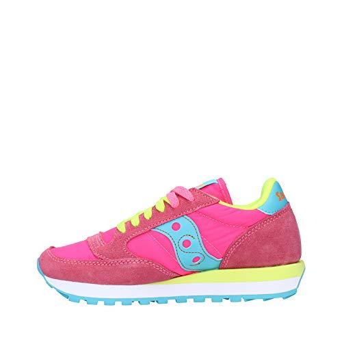 Saucony Jazz Original, scarpe per ellittica, da donna, Rosa (Pink Boston), 36 EU