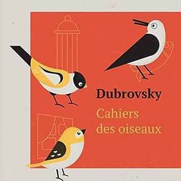 Cahiers des oiseaux