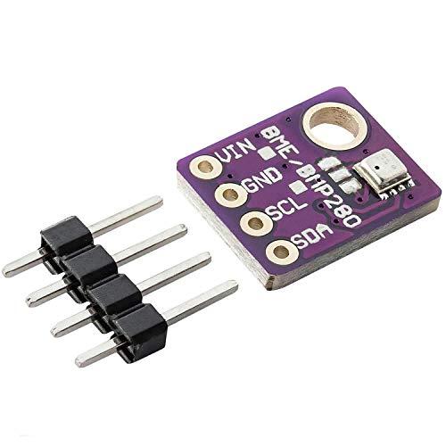 AZDelivery GY-BME280 Sensor de temperatura, humedad y presion atmosferica compatible con Arduino y Raspberry Pi con E-Book incluido!