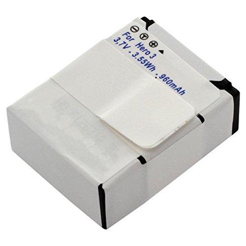 BA5I5 accu 960 mAh voor Actioncam GoPro Hero 3+, Hero3+