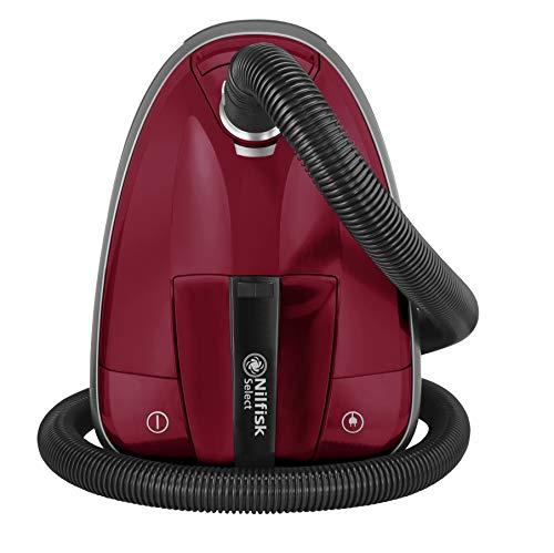 Nilfisk Select Classic DRCL13E08A2 Aspirador de Trineo, Rojo