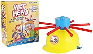 Wet Head Game water challenge Jokes roulette game