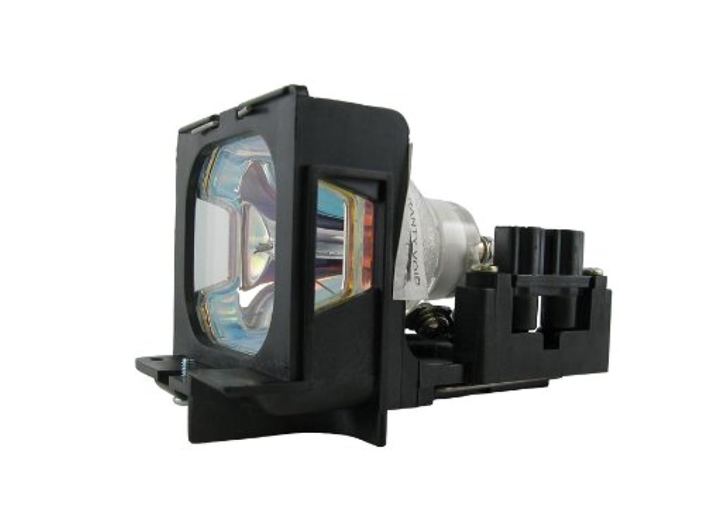 消す押し下げる過激派東芝 TLP 250 200ワット 2000-Hrs UHPプロジェクター電球/ランプ ハウジング付き
