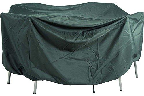 STERN Housse de protection pour salon ovale et rectangulaire - 4 tailles : 250 x 150 x 90 cm - Gris