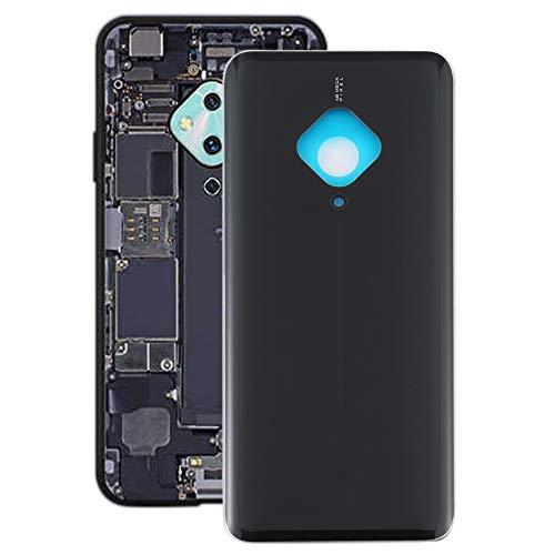YIJINYA ESHOP Tapa Posterior de reemplazo de teléfonos móviles Batería Cubierta Trasera para Vivo S5 (Color : Black)