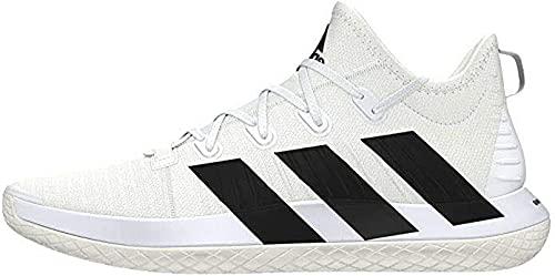 adidas Herren Stabil Next Gen M Sneaker, Ftwbla/Negbás/Rojsol, 39 1/3 EU