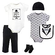 Hudson Baby Unisex Baby Cotton Layette Set