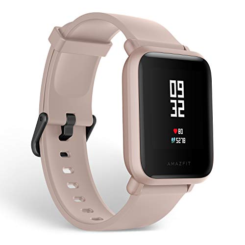 Amazfit Bip Lite Activity Tracker, Rosa