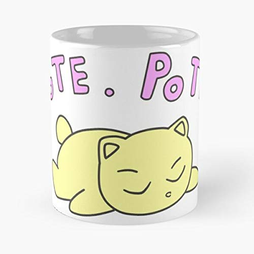 Copia De Marmalade Boy Miki Y Yuu Aishiteru Te Amo Classic Mug - 11 Ounce For Coffee, Tea, Cocoa And Mulled Drinks, The Best Gift Holidays Aguda