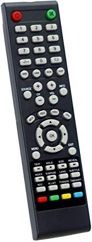 Mando a Distancia para TV TD Systems K24DLS6F K32DLS6F K40DLS6F K48DLS6F K55DLS6U