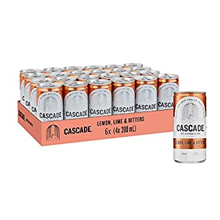 Cascade Lemon Lime and Bitters Multipack Mini Cans 24 x 200mL (B07D873NGY)   Amazon price tracker / tracking, Amazon price history charts, Amazon price watches, Amazon price drop alerts